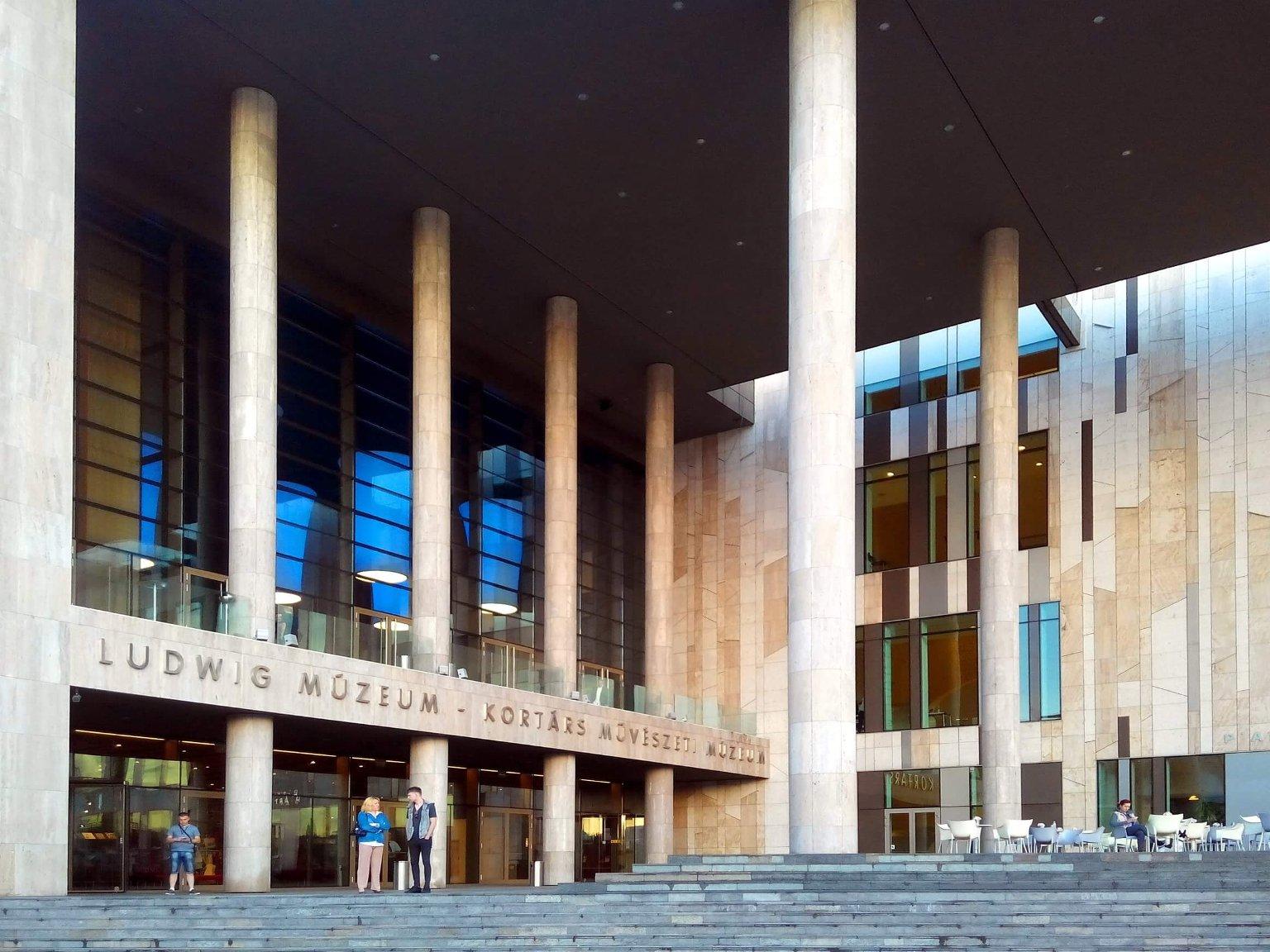 Музей Людвига - Музей современного искусства в Будапеште